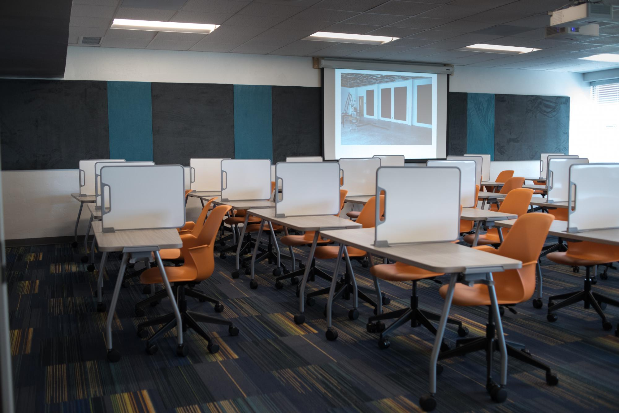 Collaborative Learning Space | GITT 201