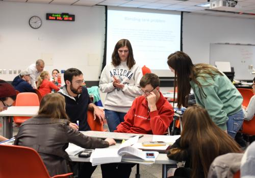 Collaborative Learning Space | Learning Assistants